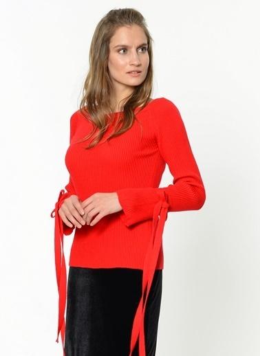 Su Moda Kazak Kırmızı